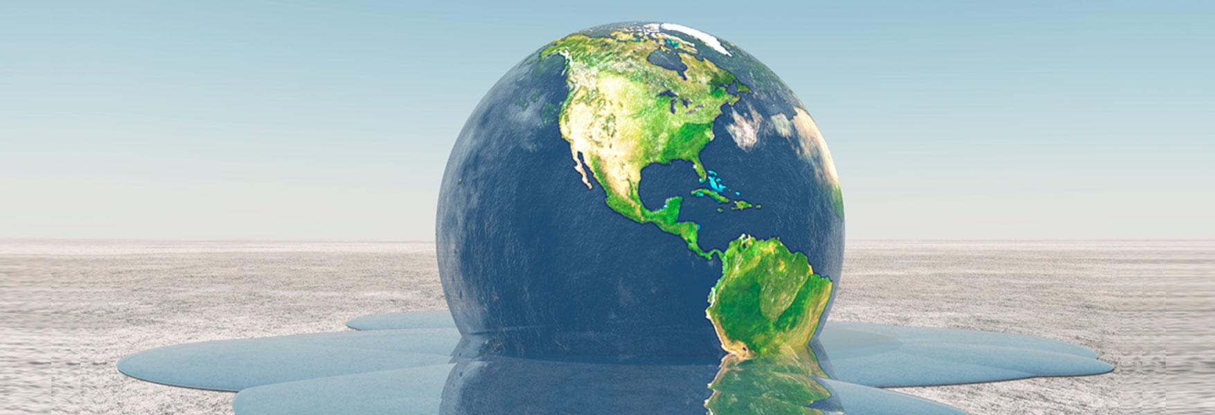 Resultado de imagen de foto giración y cambio climático