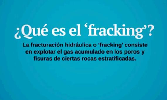 Así funciona el polémico 'fracking' [Vídeo Infografía
