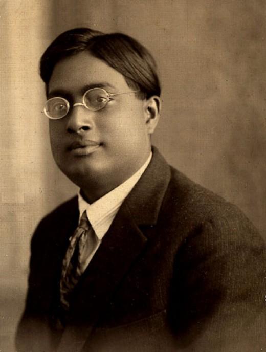 Satyendra-Nath-Bose