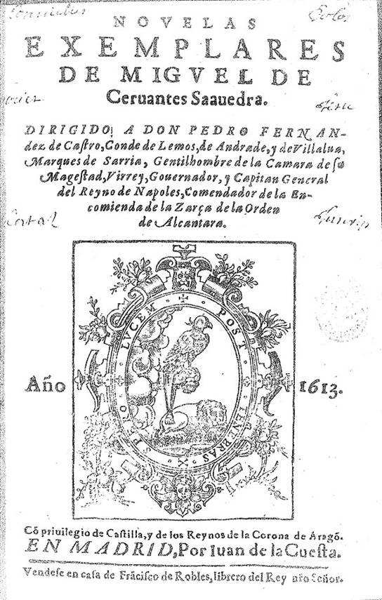 BBVA-OpenMind-David Barrado-Un astrónomo llamado Cervantes-Novelas ejemplares