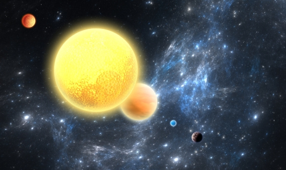 The Exoplanetary Epic: Giant Planets, Rocky Planets - OpenMind