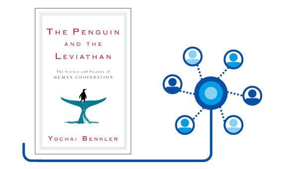"""Recomendamos: """"The Penguin and the Leviathan"""", por Yochai Benkler"""