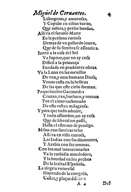 Reproduced using the 1st edition of Novelas exemplares, In Madrid, by Juan de la Cuesta, 1613, f.1r-f.38r. Location: National Library of Spain. Sig. Cerv./ 2538.