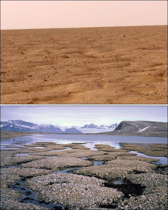 permafrost_earth_mars