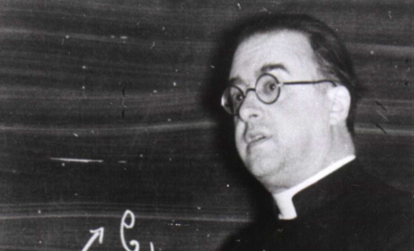 The Priest Who Invented The Big Bang - OpenMind