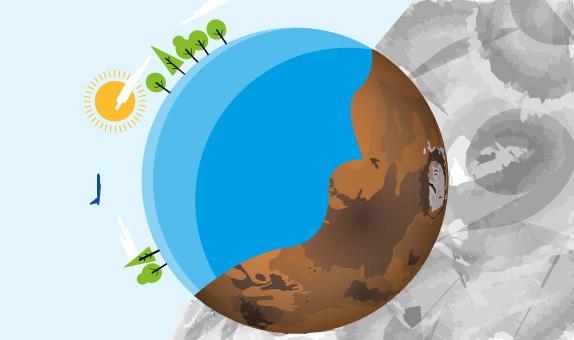 OpenMind- David Barrado - La Tierra y Marte