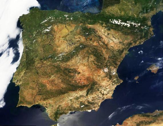 openmind-david-barrado-península-ibérica