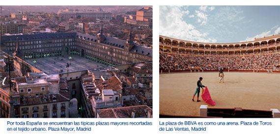 BBVA-OpenMind-Reinventar-la-empresa-Herzog-Plaza de toros, plaza mayor: similitudes