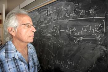Professor Stanley Osher: Awarded Prestigious Gauss Prize