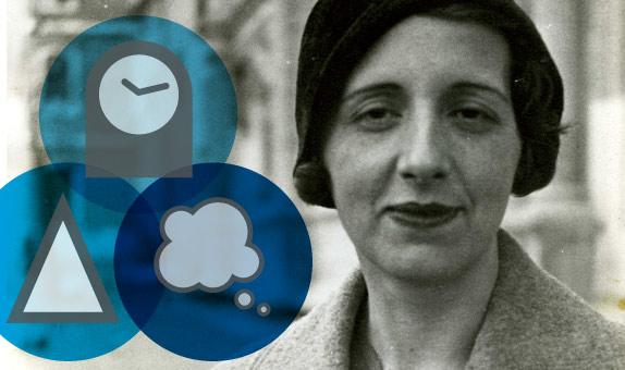 OpenMind - Arantxa Serantes - La razón poética como centro creador en María Zambrano