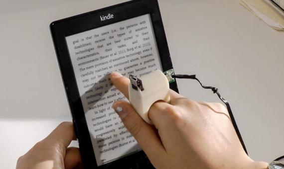 Resultado de imagen para tecnologia para ciegos celular