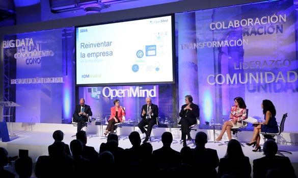 BBVA-OpenMind-presentación-madrid-reinventar-la-empresa