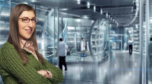 Amy Farrah Fowler-Los 8 científicos de ficción más brillantes (2/8)