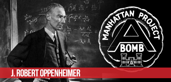 J. Robert Oppenheimer - The 8 Most Brilliant Fictional Scientist we Love
