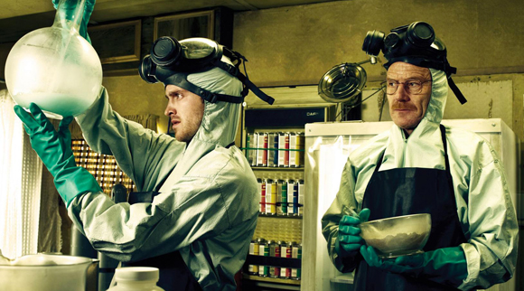 Walter White - The 8 Most Brilliant Fictional Scientist we Love (3/8)
