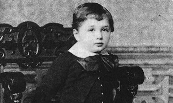 BBVA-OpenMind-Einstein-child