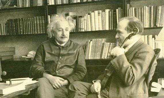BBVA-OpenMind-Einstein-violin