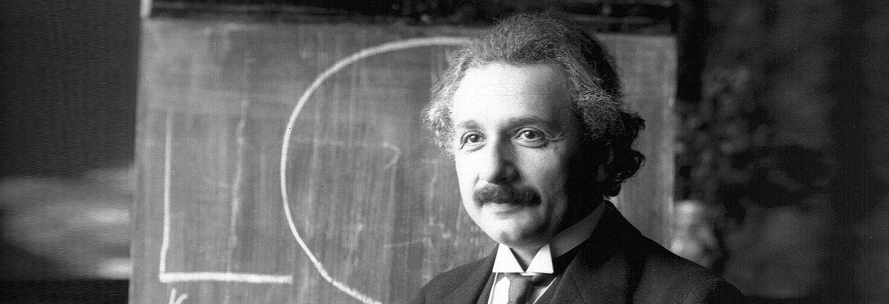Mathematics and Albert Einstein - OpenMind