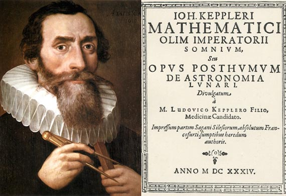 kepler the father of science fiction openmind