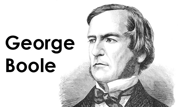 essay on george boole Read this essay on george boole research paper come browse our large digital warehouse of free sample essays get the knowledge you need in order to pass your classes and more.