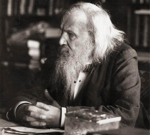 Mendeleyev en 1897
