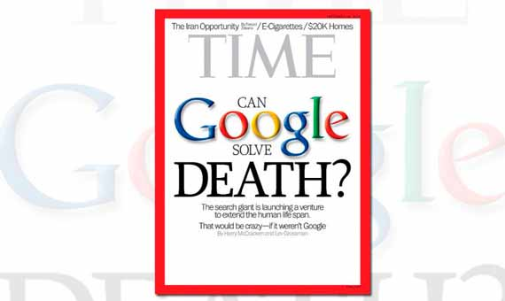 Can Google solve death