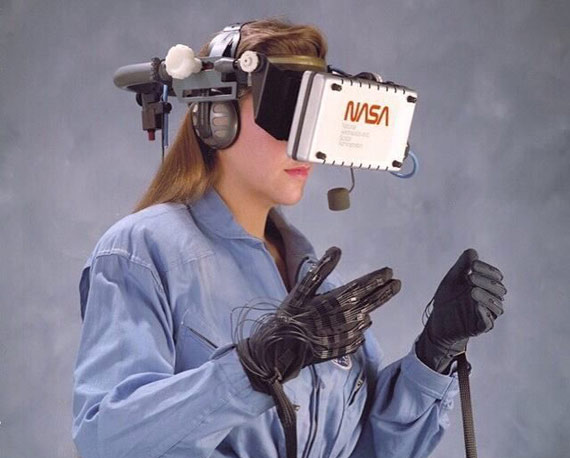 virtual reality the past the present Overview of nasa eva virtual reality training  past, present and future  to  provide a vr training facility, products and services to our space station.