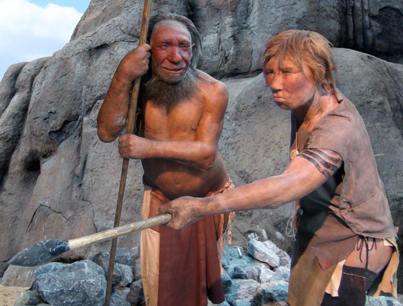 1-Neandertales