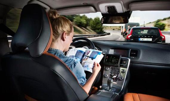 2. Los coches autónomos tendrán tanta información personal como los teléfonos móviles. Crédito: Wikimedia Commons