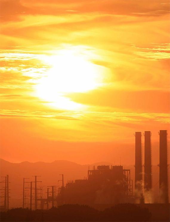 BBVA, OpenMind. Ingeniería humana para frenar el cambio climático. Liao. Departamento de Agua y Energía (DWP) de la central hidroeléctrica de San Fernando, Sun Valley, California, EEUU