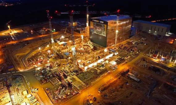 Instalaciones del ITER, un gran reactor de fusión, en Francia. Crédito: ITER Organization/EJF Riche