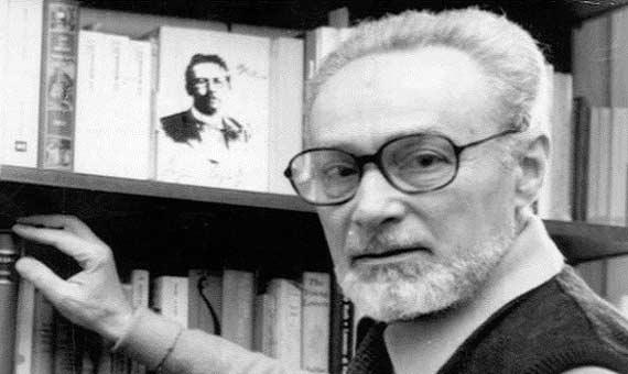 Primo Levi fue un químico, superviviente de Auschwitz y escritor italiano. Crédito: Centro de Primo Levi Nueva York