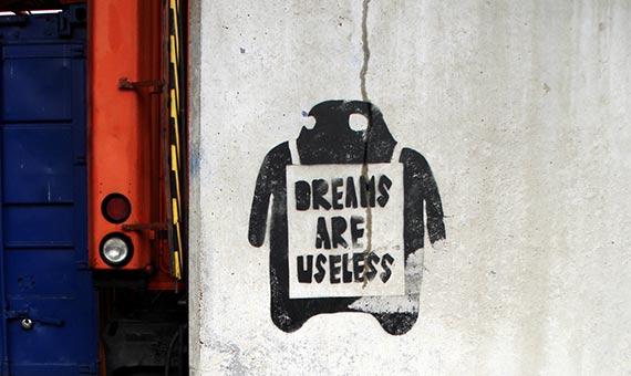 En el siglo XXI ya no creemos, como en la antigüedad, que los sueños tengan un carácter sobrenatural. Crédito: Edi Weissmann
