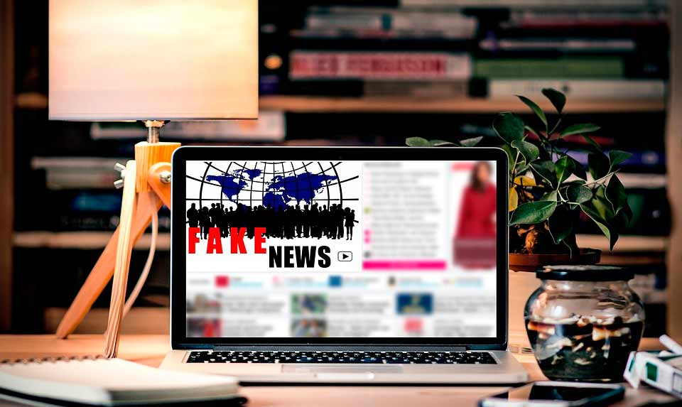 "The expression ""fake news or fake news"" has become a ubiquitous concept / Image: pixabay"