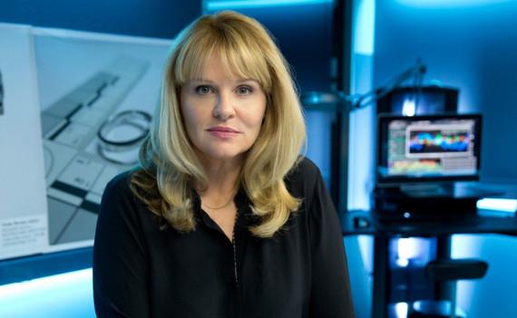 Cyberpsychologist Mary Aiken. Credit: maryaiken.com