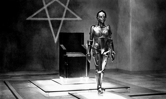 El robot de Metrópolis (Fritz Lanz, 1927)