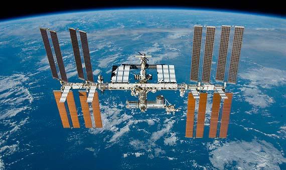 La Estación Espacial Internacional (EEI) es el único laboratorio permanente en condiciones de microgravedad. Crédito: NASA