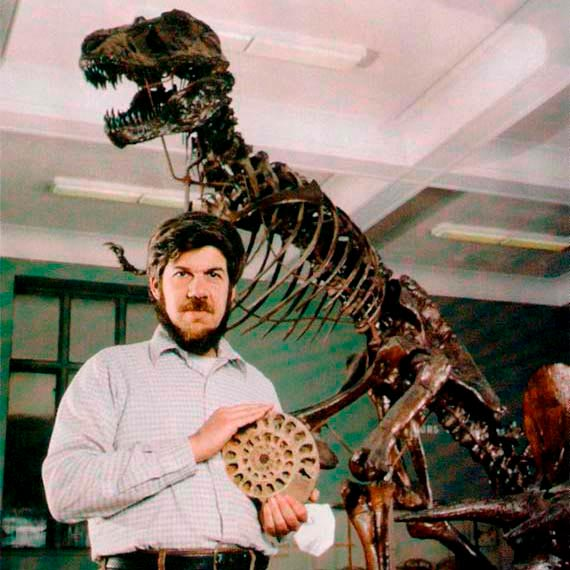 Jay Gould se dedicó a entender todos los aspectos de la naturaleza y desveló enigmas que atormentaban a sus compañeros. Fuente: Museum of Natural History