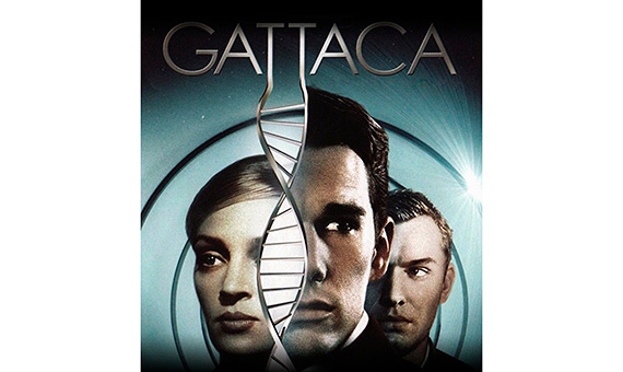 "Gattaca (1997). A future in which engineering makes it possible to genetically improve babies to have high capacities leaves an aspiring astronaut, born ""by regular evolution"", in an unlevel playing field"
