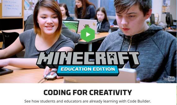 Minecraft: Education Edition es una plataforma colaborativa y versátil que los educadores pueden utilizar en todos los temas para fomentar las habilidades del siglo XXI