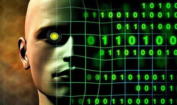 Hay muchas esperanzas puestas en el desarrollo de la IA, pero también temores de que acabe escapando del control humano. Crédito: Gerd Leonhard