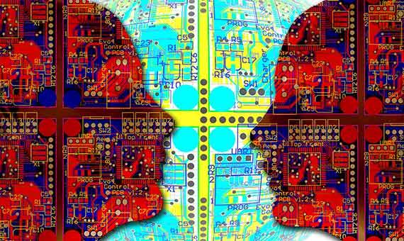 Uno de los retos que estudian los expertos es cómo los algoritmos de IA procesan e interpretan el lenguaje natural. Crédito: Geralt