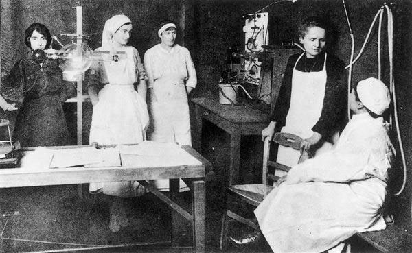 150 mujeres fueron las encargadas de operar las unidades móviles. Fuente: Wikimedia