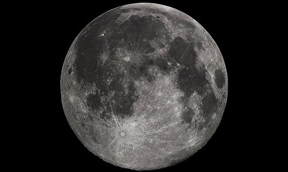 La NASA pretende centrar en la Luna los próximos pasos en la exploración del Universo. Crédito:Gregory H. Revera