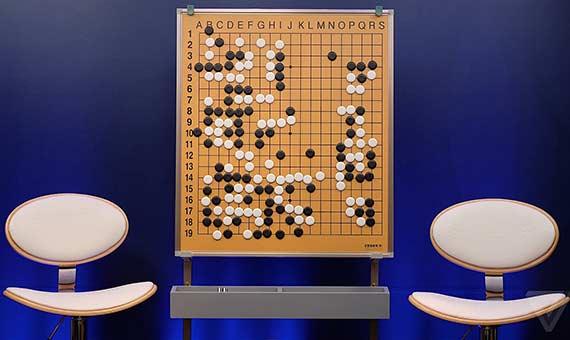 AlphaGo descubrió tácticas y movimientos utilizados por humanos durante miles de años. Crédito: DeepMind
