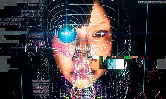 Face++ ha creado este año un software de reconocimiento facial que identifica y monitorea los movimientos faciales de cada usuario. Fuente: Pinterest