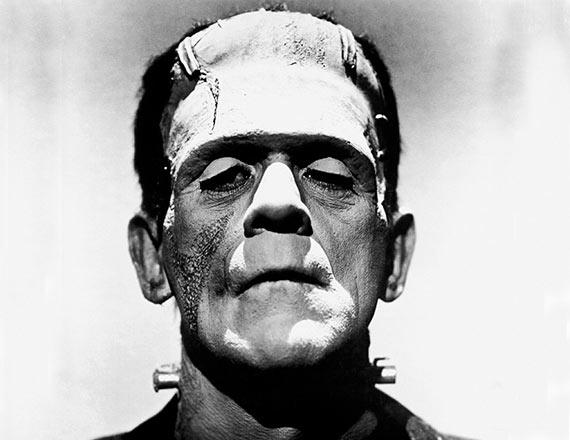 Representación de Frankenstein /Fuente: CC0 Creative Commons