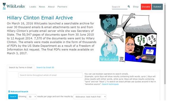 https://wikileaks.org/clinton-emails/