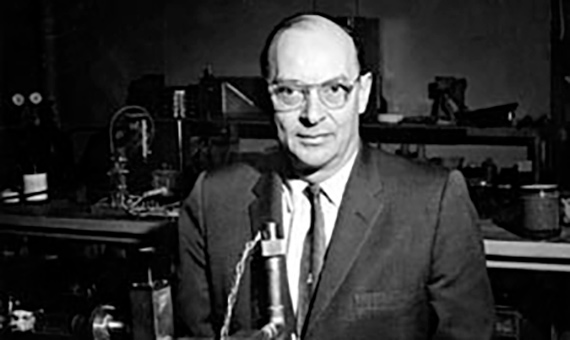 John Bardeen, in the years he worked at Bell Labs