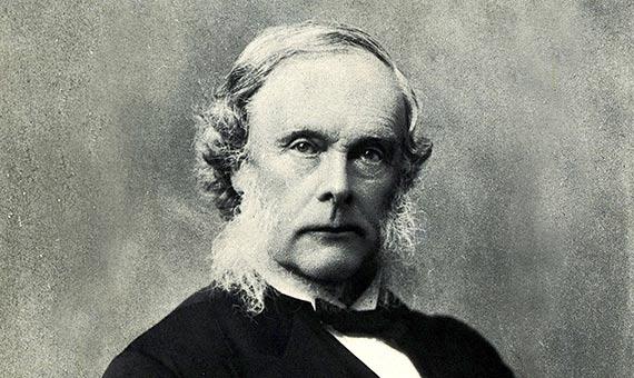 Lister ha pasado a la historia como el padre de la cirugía antiséptica